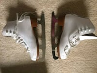 Girls riedell figure skates, many sizes Germantown