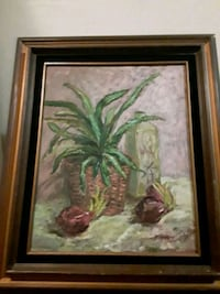 Still Life with Red Onions painting St. Peters, 63376