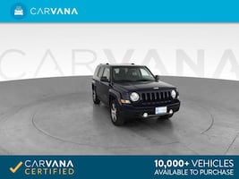 2017 Jeep Patriot suv High Altitude Edition Sport Utility 4D Blue