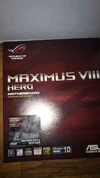 Gaming motherboard intel 6th and 7th generation Victoria, V8P 4G2