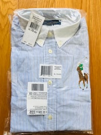 Ralph Lauren Polo Shirt For Boy's XL Or Mens Small NWT