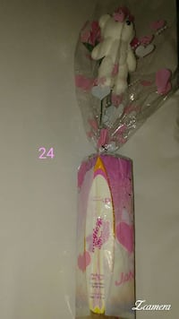 white and pink valentine gift set Dallas, 75253