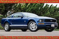2009 Ford Mustang Blue National City, 91950