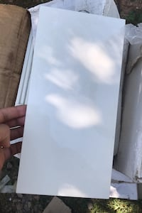 6 * 12 perla tile for bathroom about 20 boxes Candler, 28715