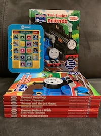 Thomas & Friends Me Reader w/8 books