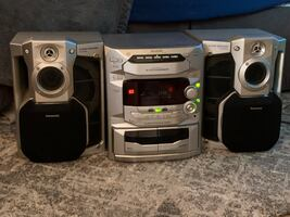 Panssonic SC-AK 29 Compact stereo system