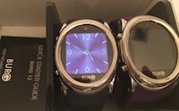 Two Burg Smart Watches (read comments)