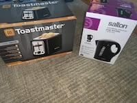 Toaster/water kettle Hamilton, L8S 2N5