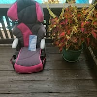 Carseat pink tall back Gaston, 29053