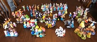 Lot of Disney pvc figures figurines cake topper sets Monroe Township, 08831