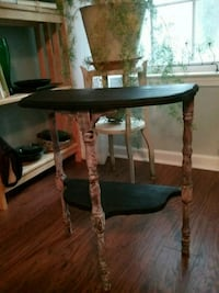 Antique crescent table Easley, 29640