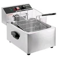 Durable stainless steel construction  Great for light-duty use  1600W. Chicago, 60649