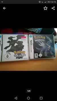 Pokemon weiss & Diamant Edition, Nintendo DS Köln, 51067