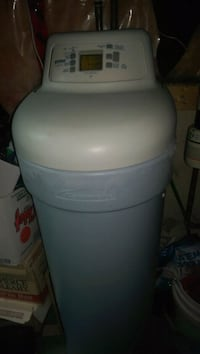 Water softener and Water particle sediment filter