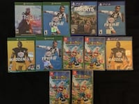 assorted Sony PS3 game case lot Golf Manor, 45237