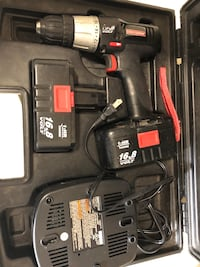 Mastercraft drill set  Surrey, V3T 2G1