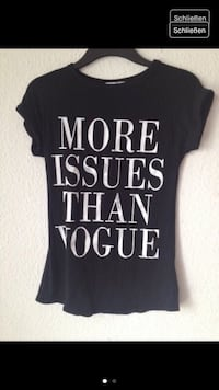 Blogger Tshirt aus London