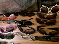 Lots of  sun glasses  some brand name  and some  r St. Catharines, L2M 4G1