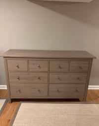 IKEA Hemnes 8 Drawer Dresser ROCKVILLE