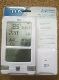 Weather thermometer wireless
