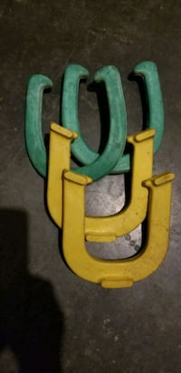 Two pairs of horseshoes Winchester, 22602