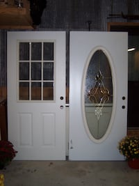 2 Stanley Exterior Doors WASHINGTON