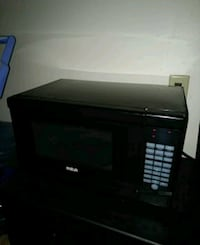 black and white microwave oven Kitchener