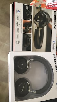 Sound logic Bluetooth headphones Newport News, 23608
