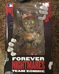 Orioles forever nightmare team zombie new in package. Forest Hill, 21050
