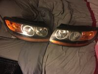 Headlight For 2007 Hyundai Santa Fe  [PHONE NUMBER HIDDEN]  Upper Chichester, 19061
