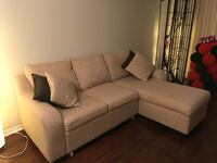 Sofa bed-color Beige Toronto, M5S 3G3