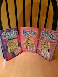 3 Hardcover Dork Diaries Books Bradford West Gwillimbury