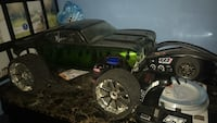 black and green RC car Midway, 32343