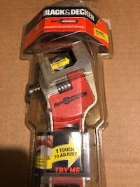 Power adjustable wrench NEw