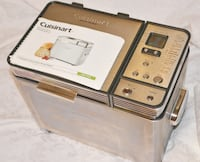 Convection Bread Maker by Cuisinart Toronto