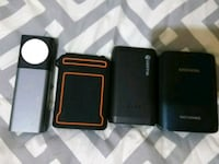 !!LOT!! Heavy duty n wireless powerbanks Indianapolis, 46222