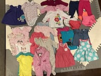 3 Month Old Baby Girl Clothes -new price Burlington, L7R 2S3