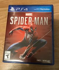 Ps4 Spider-Man game