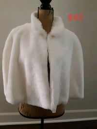 Faux Fur Wrap *Delivery Available*