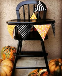 VINTAGE ANTIQUE BIRTHDAYSPARTY HIGHCHAIRS DAILY  Costa Mesa, 92627