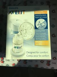 Avent authomatic/manual & battery operated breast pump Surrey, V3S 7T2