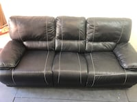 Ashley Furniture Leather Reclining Couch Las Vegas, 89139