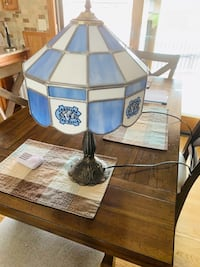 Tarheels Stainglass lamp Youngstown, 44511