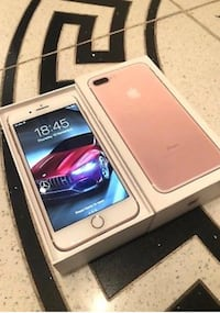 rose gold iPhone 7 Plus with box Widnes, WA8 9AS