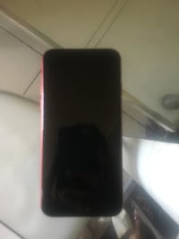 black android smartphone with red case San Diego