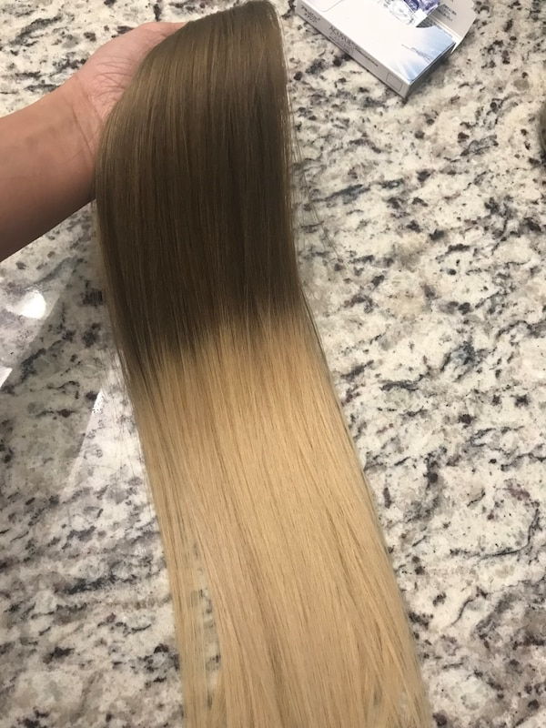 Ombré tape in Hair Extensions