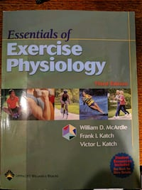 Essentials of Exercise Physiology Whitchurch-Stouffville, L4A 3P3