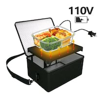 Personal Portable Oven, Travel Food Warmer Electric NEW ½ PRICE