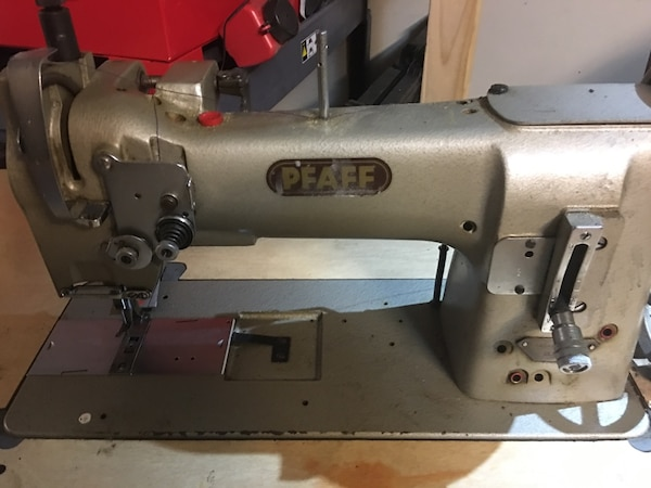 Used Pfaff 400 H40 Walking Foot Sewing Machine For Sale Letgo Gorgeous Pfaff Walking Foot Sewing Machine