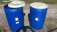 55 gallon drums with clamp lids Mount Airy, 21771